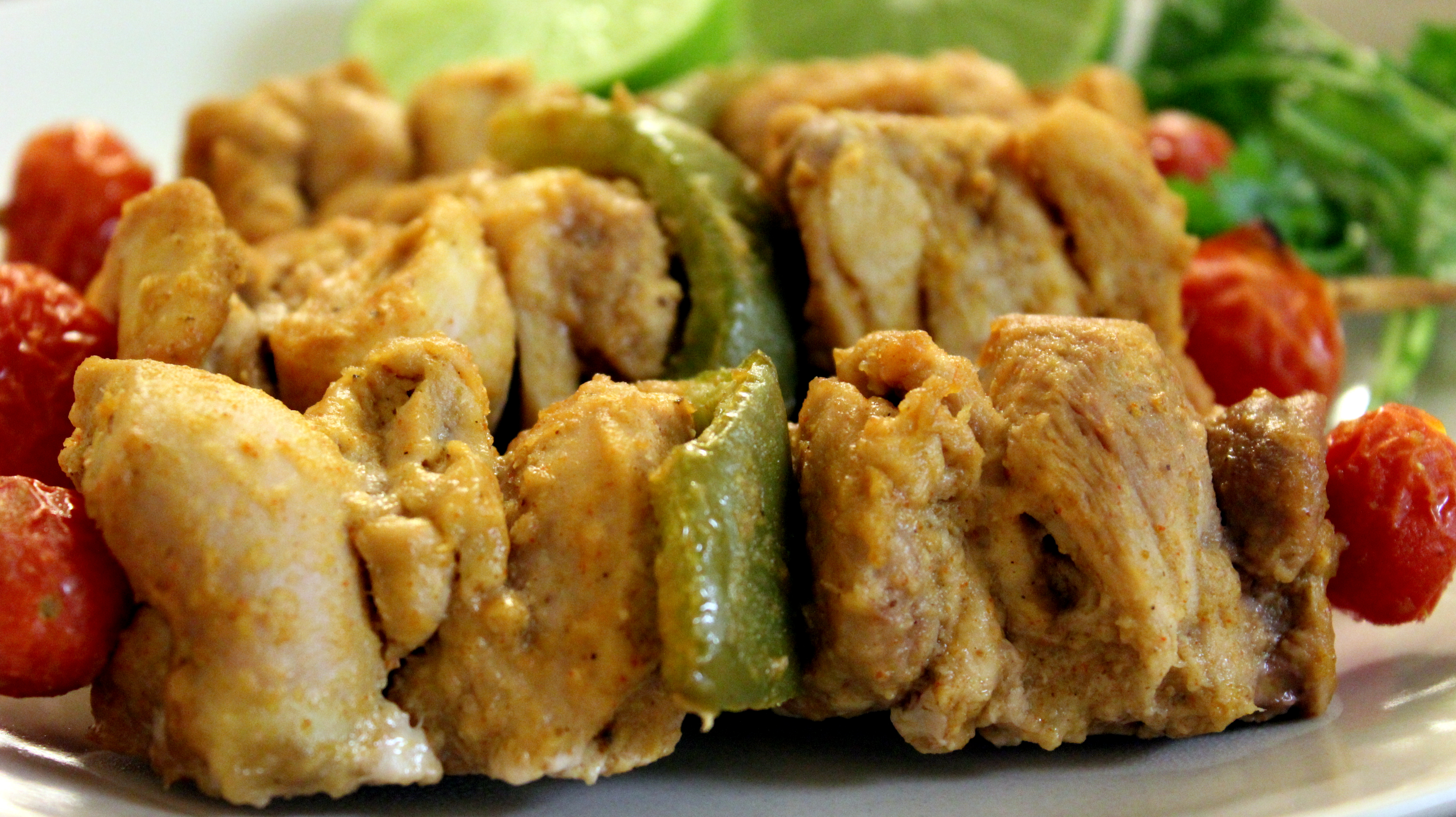 Chicken Kebab Recipe in the Oven 10