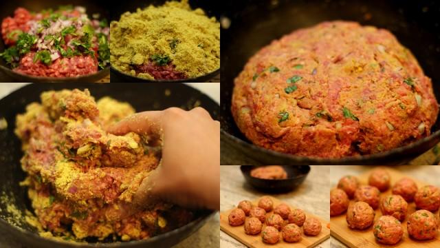 kola-urndai-kuzhambu-step-by-step-meatball-prep