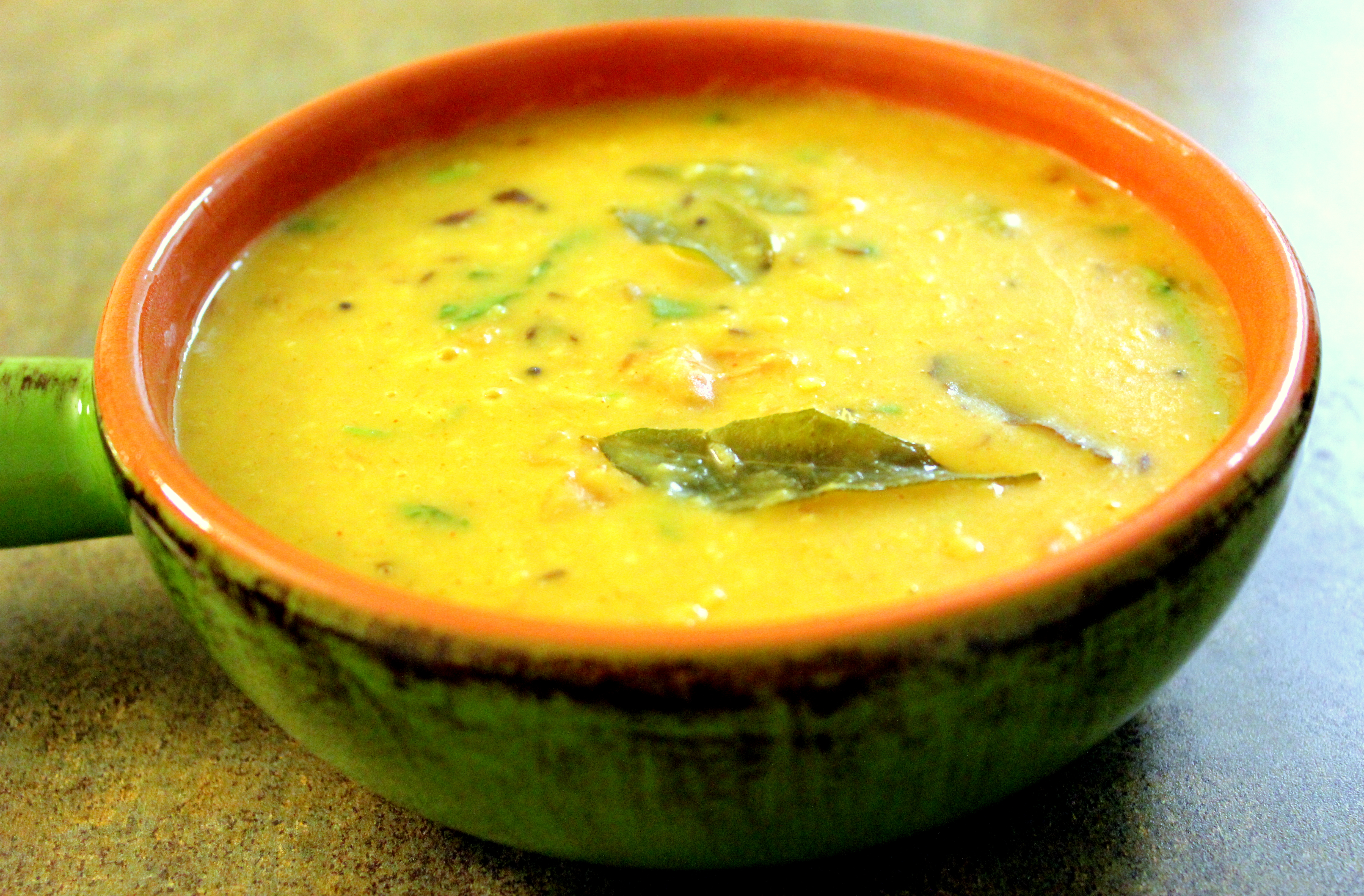 Dal Tadka / Easy Lentils Curry Punjabi Style