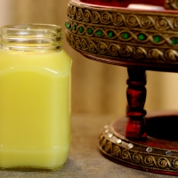 Homemade Ghee / Indian Style Clarified Butter