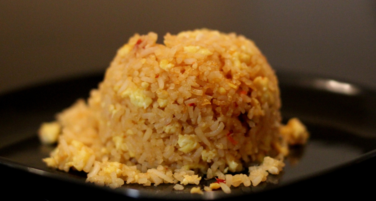 Egg Fried Rice | Aish Cooks