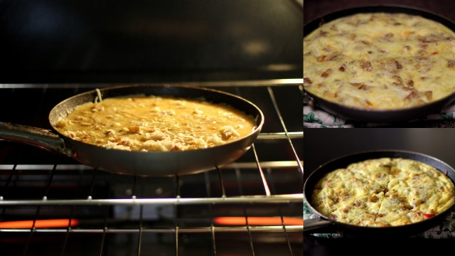 fritatta_baking_in_the_oven