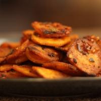 Vazhakkai Varuval | Green Plantain Spicy Stir-fry