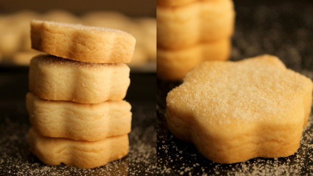 butter biscuits by AishCooks