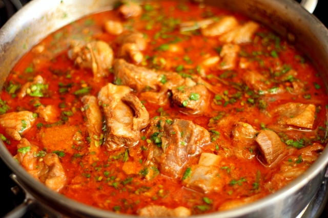 Mutton Rogan Josh | Fiery Red Lamb Curry with Yogurt and Indian Spices ...