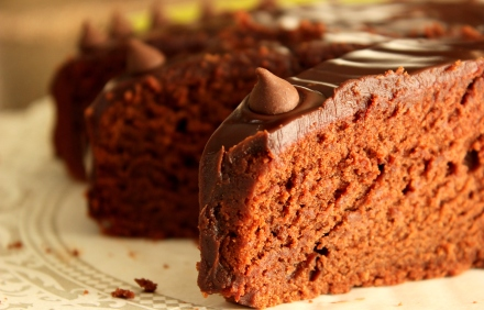 Rich Chocolate Beetroot Cake at AishCooks