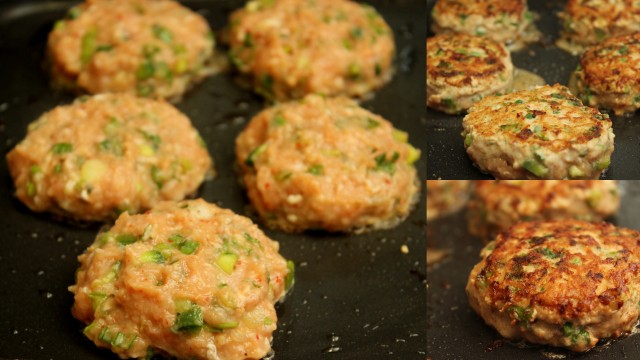 chicken-patties-on-the-stovetop