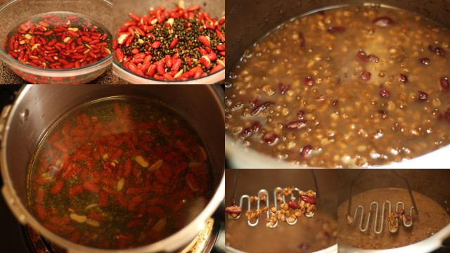 Dal-Makhani-cooking-lentils-step-by-step-pictures