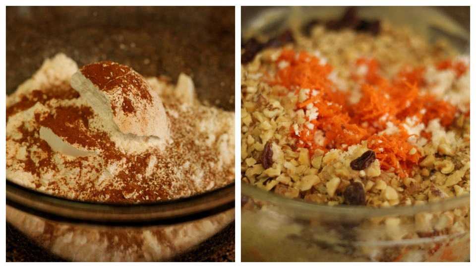 tropical-carrot-cake-dry-wet-ingredients