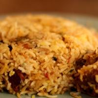 Chicken Biryani, Layered Pakhi Style