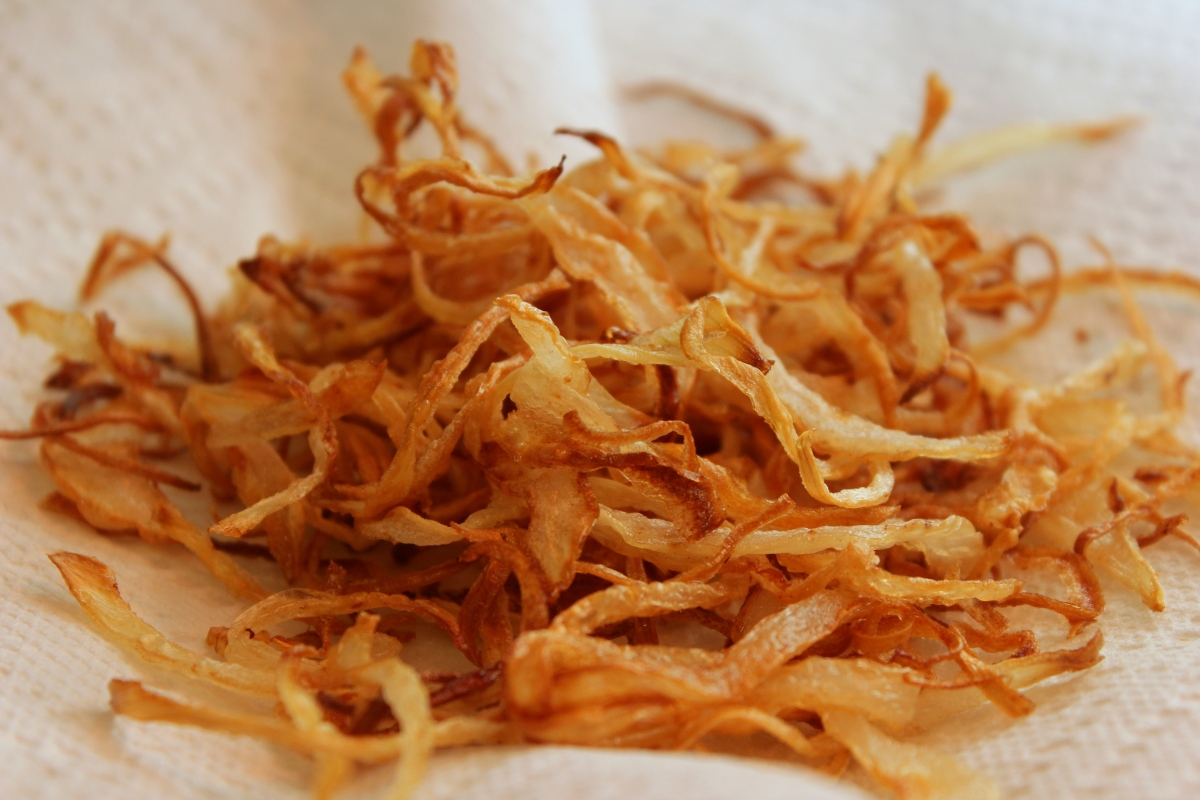 Fried Onions | Briyani Onions