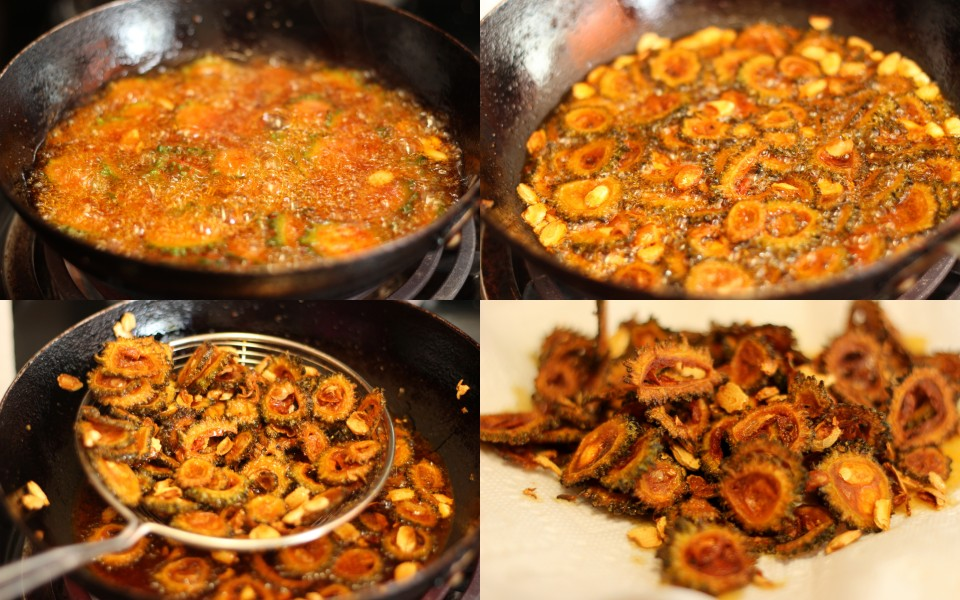 pavakkai-varuval-bitter-gourd-fry-step-by-step-picture-recipe (frying method)