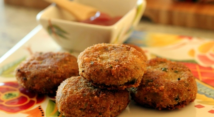 vegetable-cutlets or patties