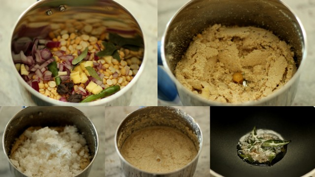 hotel-style-coconut-chutney-step-by-step-picture-recipe