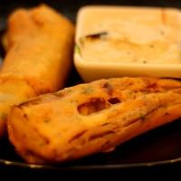 Milagai (Mirchi) Bajji | Vegetable Fritters