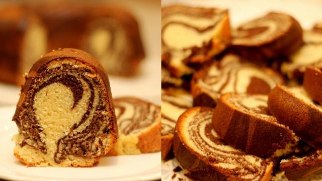 Zebra Cake Recipe Joy Of Baking: Zebra Bundt Cake