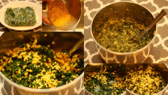 keerai-kootu-step-by-step-recipe-pressure-cook-lentils-and-spinach