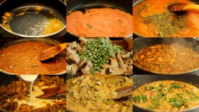 matar-khumb-masala-step-by-step-recipe