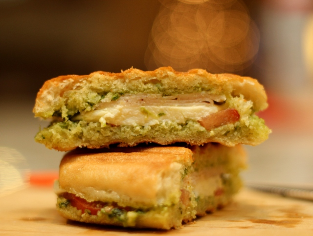 pesto-panini-with-chicken