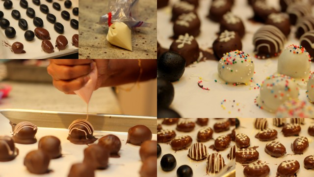 oreo-truffles-decorating-with-sprinkles-white-chocolate