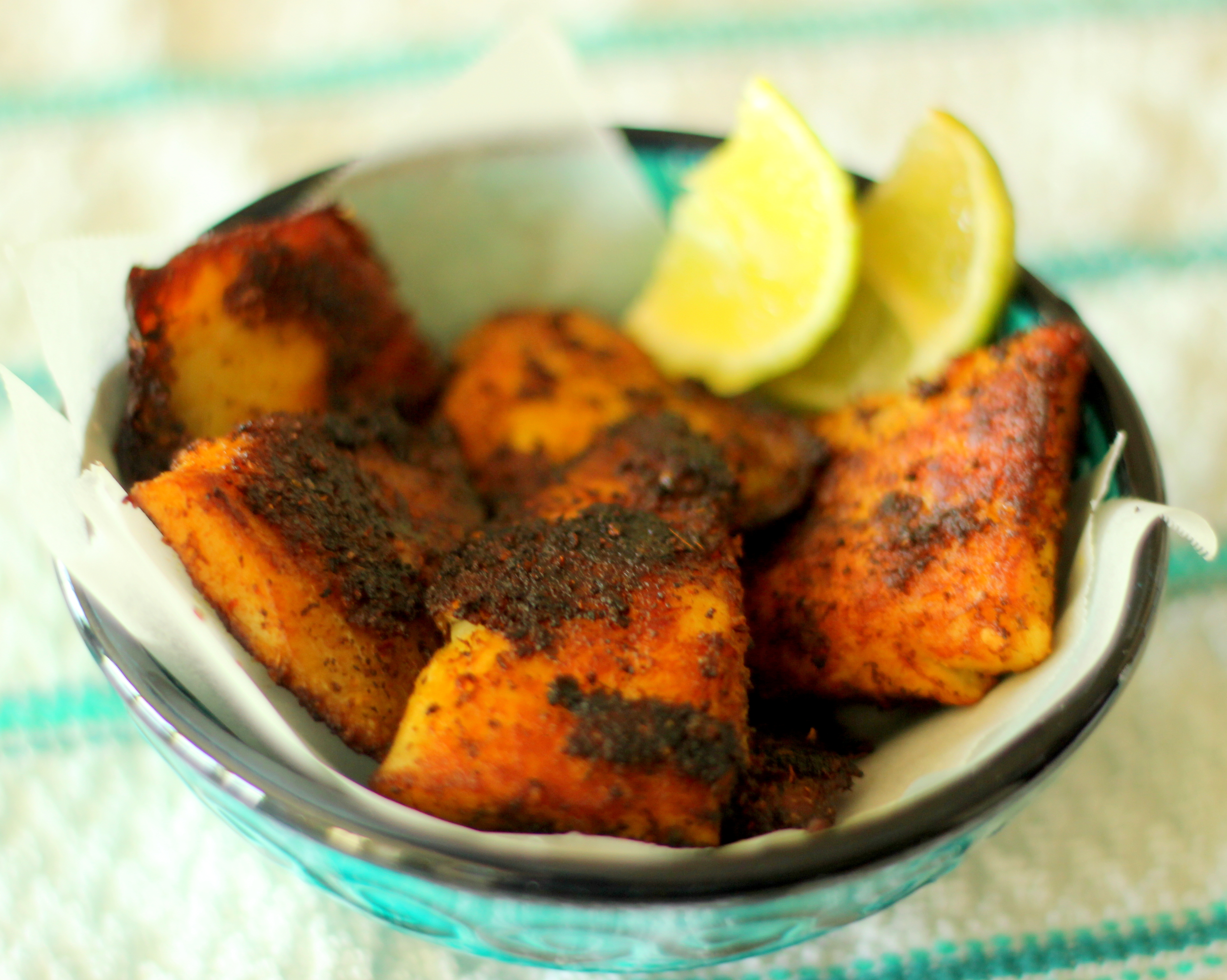 South indian fish fry aish cooks for Fish fry recipe indian
