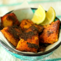 South Indian Fish Fry