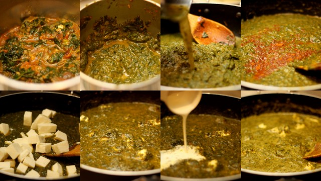 Saag-paneer-step-by-step-picture-recipe-making-the-curry