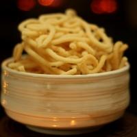 Thenkuzhal Murukku | Crispy Fried Rice Flour Snack